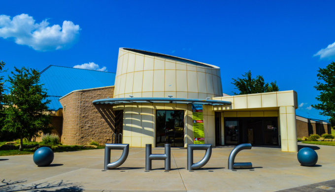 Don Harrington Discovery Center | Source: I Love West Texas